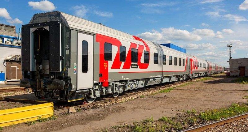 Государство планирует получить 300 вагонов от РЖД для модернизации Крымских железных дорог – СМИ